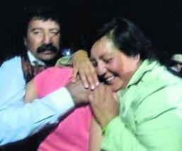 Liberan a comuneros Presos Almoloya de Juárez Arresto domiciliario
