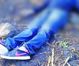 Matan a golpes a joven y lo dejan en sembradíos de sorgo en Yecapixtla