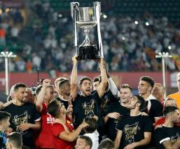 Valencia dejó con las ganas al Barcelona; gana la Copa del Rey