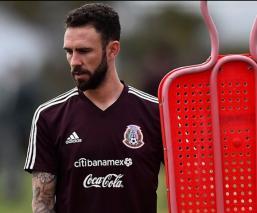 Miguel Layún se baja del Tri para la Copa Oro