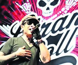 La banda Liran Roll celebra su 28 aniversario con concierto