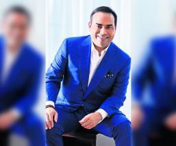 Gilberto Santa Rosa realiza gira aniversario