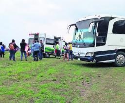 Autobuses sin frenos desatan el terror en la carretera México-Cuautla
