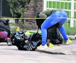 Abandonan embolsado Hombre cercenado Edomex Chimalhuacán