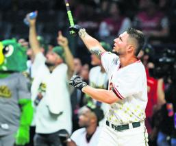 beisbol harp helu Danny Ortiz José Vargas final Home Run Derby