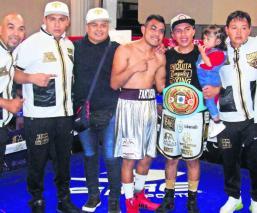 box edwin pupo palomares noquea Geovanni Zamora nezahualcóyotl