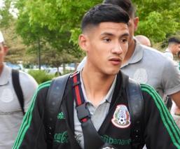 Seleccionado mexicano todavía está emocionado por sus goles ante Cuba