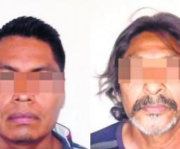 Detienen a matones Machetean a hombre Morelos
