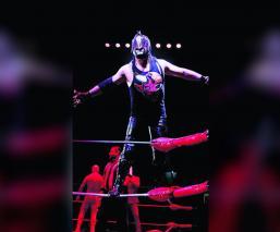 El Volador Jr. Mephisto Misterioso Jr. aceptan subir
