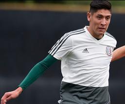 Edson Álvarez podría regresar ante Canadá