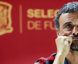 Renuncia Luis Enrique Martínez técnico de la Selección de España