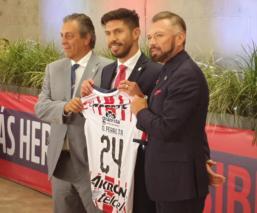 Chivas, el segundo equipo más importante de México: Oribe Peralta
