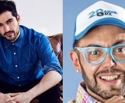 Alfonso Herrera responde a Mauricio Clark sobre la realidad del mundo gay