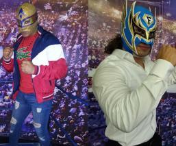 Flyer y Audaz tienen en la mira el campeonato súper ligero del CMLL