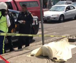 motociclista choca camioneta muere iztapalapa cdmx