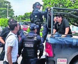 detienen arrestan exalcalde jiutepec morelos falta administrativa