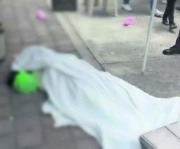 hombre muere asfixiado comiendo tianguis san pedro totoltepec