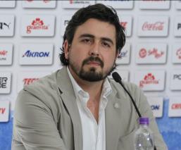 Higuera dejó la institución por completo: Amaury Vergara