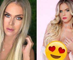 gabriela wolscham playmate modelo fitness sexy confesiones revela detalles depresión suicidio