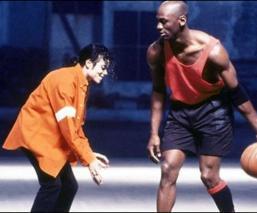Cuando Michael Jackson hizo bailar a Jordan