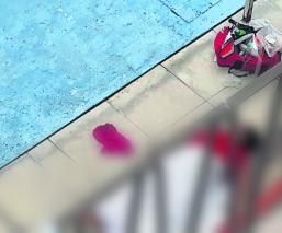 mujer muere ahogada alberca balneario agua hedionda paro cardiaco morelos cuernavaca