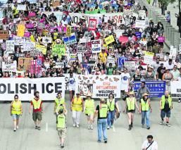 Cacería de migrantes Deportación Estados Unidos