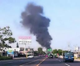 Tras accidentes en la carretera México-Cuautla acelerarán construcción de rampa de frenado