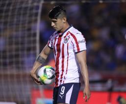 En Chivas existe un mal llamado Alan Pulido
