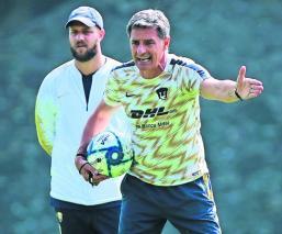 michel miguel gonzález entrenador DT Pumas prestigio UNAM torneo Apertura 2019