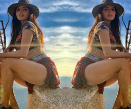 Ana Bárbara se pone juguetona y presume cuerpazo con tremendo bikini