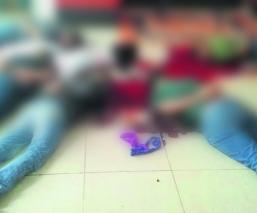 asesinados michoacan centro rehabilitacion mexico