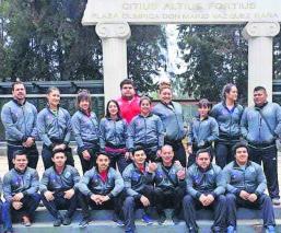 Centro Deportivo Olímpico Mexicano CDMO Comité Olímpico Mexicano Carlos Padilla Juegos Panamericanos Esteban Moctezuma