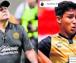Diego pide justicia Dorados Mirsha Herrera