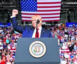 Trump presenta nuevo plan migratorio