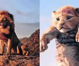 el rey leon pelicula disney estreno