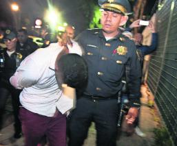 Secuestro exprés Escuela Superior de Medicina Instituto Politécnico Nacional Juan García Cavazos colonia Nápoles