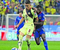 Duelo de colosos América y Monterrey se enfrentan para marcar niveles
