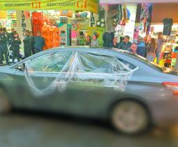 por venganza golpean policía le echan gasolina casi le prenden fuego intentan quemarlo detenidos álvaro obregón