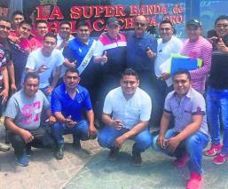 La Súper Banda de Chilacachapa iniciarán gira por Estados Unidos