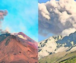 volcanes causan caos hacen erupción italia perú