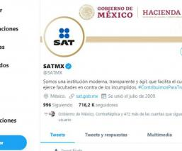 sat contribuyentes facturas falsas advertencia