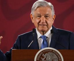 FMI baja perspectiva de crecimiento económico para México y AMLO responde