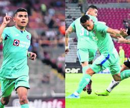Milton Caraglio se impone ante el Atlas y lidera a Cruz Azul a su segunda victoria