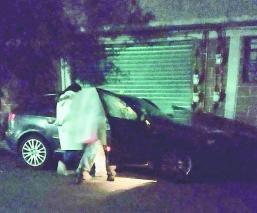 Sujetos le llenan de balazos la cabeza a hombre frente a la mirada de su novia en Tlalpan