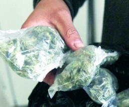 mariguana iztapalapa nueve detenidos