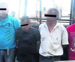 Banda secuestradores Estado de México