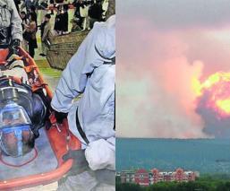 explosion rusia medicos pacientes radiacion