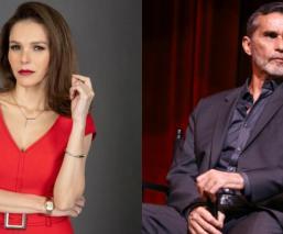 kika edgar humberto zurita relación amor novios revelan verdad la reina del sur serie rompe el silencio
