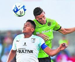 queretaro conquista la cima de la Liga MX