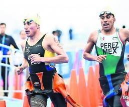 triatleta morelense Irving Adrián Pérez Pineda juegos olimpicos 2020